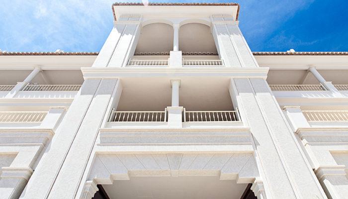 Fachada - - Hotel Mena Plaza ** | Hotel en Nerja