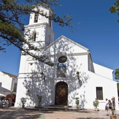 Church in Nerja