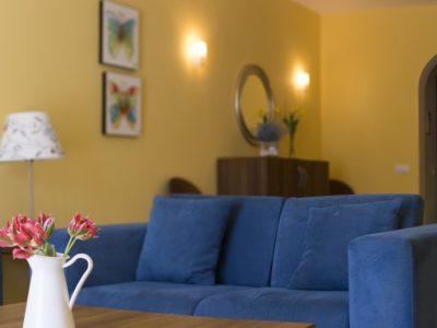 Salón del apartamento - Hotel Mena Plaza ** | Hotel en Nerja