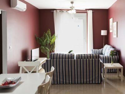 Salón - comedor - Hotel Mena Plaza ** | Hotel en Nerja