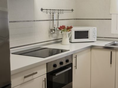 Cocina apartamento - Hotel Mena Plaza ** | Hotel en Nerja