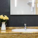 Baño habitación - Hotel Mena Plaza ** | Hotel en Nerja