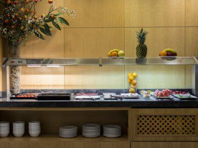 Desayuno Vegetariano - Hotel Mena Plaza ** | Hotel en Nerja