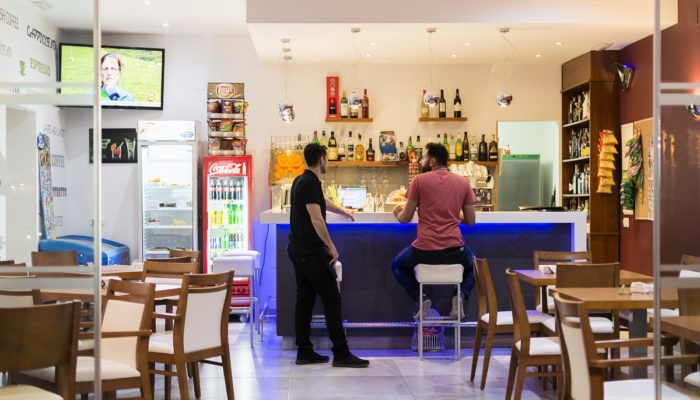 Barra restaurante - Hotel Mena Plaza ** | Hotel en Nerja