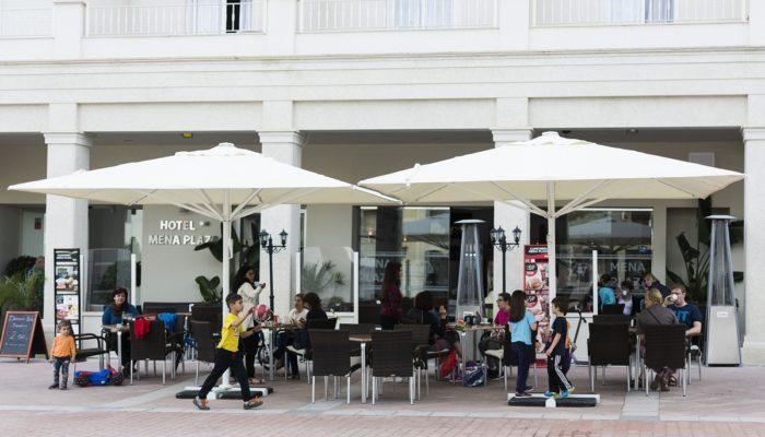 Restaurante - Hotel Mena Plaza ** | Hotel en Nerja