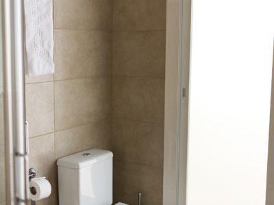 Baño habitación familiar - Hotel Mena Plaza ** | Hotel en Nerja