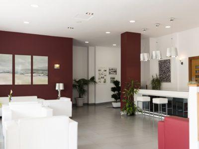 Zona multiusos - Hotel Mena Plaza ** | Hotel en Nerja