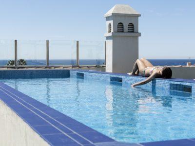 Piscina - Hotel Mena Plaza ** | Hotel en Nerja